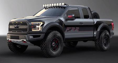 """Ford crea un Raptor inspirado en el único """"Raptor"""" capaz de volar y destruir objetivos a la velocidad del sonido"""