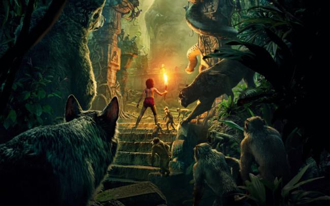 Cartel El Libro De La Selva 2016
