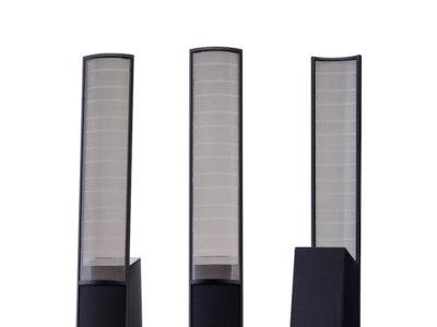Martin Logan pone a la venta sus impresionantes pero carísimos nuevos altavoces electrostáticos