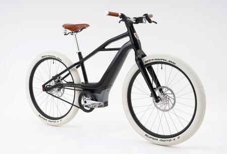 Serial 1 saca en edición limitada esta bicicleta eléctrica que rinde tributo a la primera moto de Harley-Davidson
