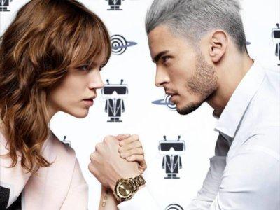 Baptiste Giabiconi regresa como imagen de la línea de complementos de Karl Lagerfeld