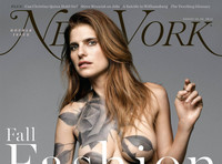 Portadacas: Lake Bell para New York Magazine