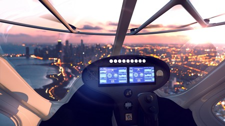 Volocopter 2x You And The City