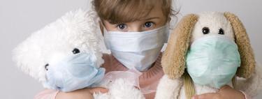 Mascarillas en niños: cuándo y cómo deben usarlas