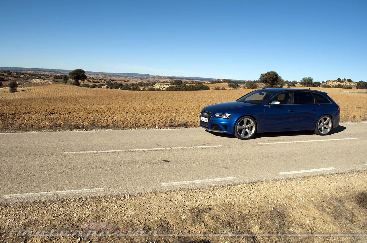 Foto de Audi RS4 Avant (prueba) (18/56)