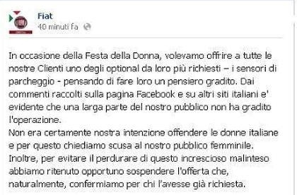 Fiat de Facebook