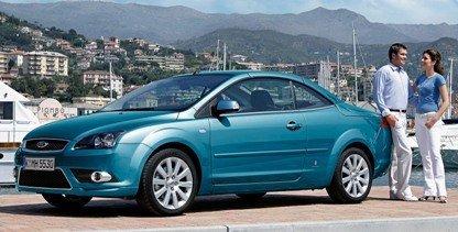Ford Focus Coupé Cabrio tras el verano