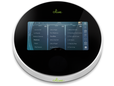Onlive One pantalla