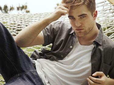 Robert Pattinson el hombre más sexy del año para Glamour... ¡venga ya!