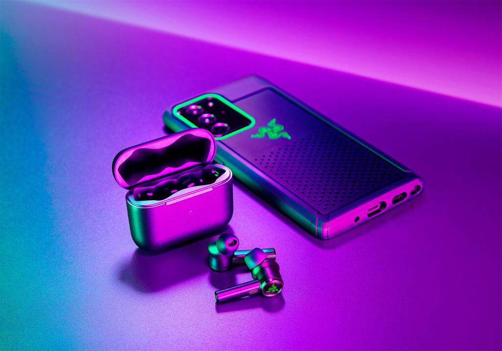 Razer Hammerhead True Wireless Pro: la cancelación de ruido activa híbrida y baja latencia llegan con el apellido
