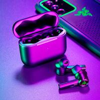 """Razer Hammerhead True Wireless Pro: la cancelación de ruido activa híbrida y baja latencia llegan con el apellido """"Pro"""""""