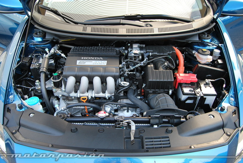 Foto de Honda CR-Z (presentación) (15/51)