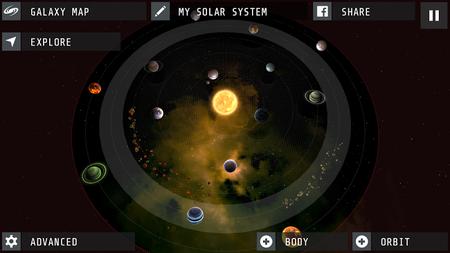 Interstellar, un juego basado en la próxima película de Christopher Nolan