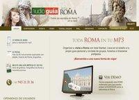 Audioguía Tutta Roma