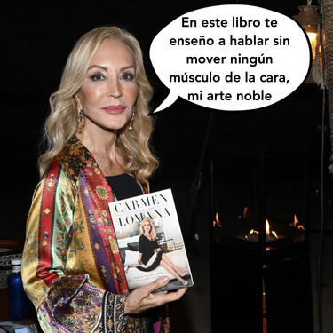 """A Carmen Lomana no se le caen los anillos (de 7 quilates) al despotricar de su último novio: """"ha sido un Judas"""""""