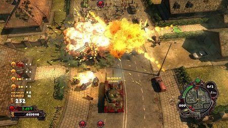 'Zombie Driver HD' calienta motores para Playstation Network, Xbox Live Arcade y más con este escueto pero directo vídeo