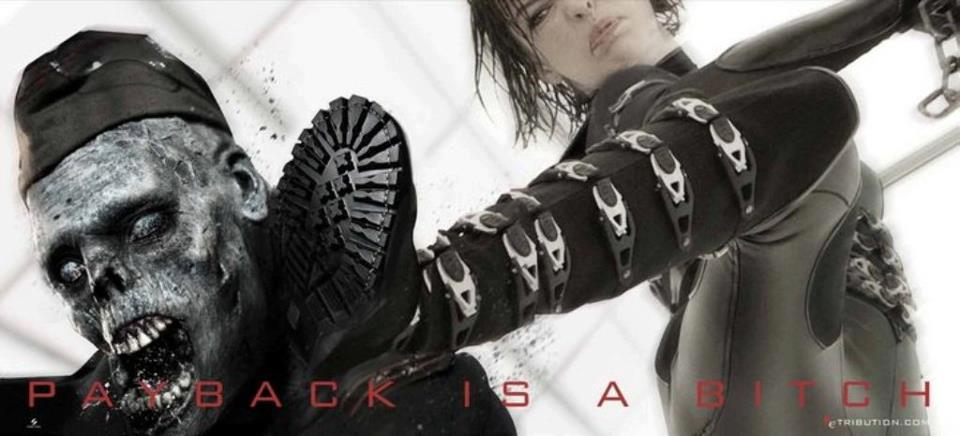Foto de Nuevos carteles de 'Resident Evil: Venganza' (23/35)