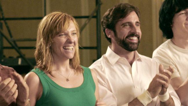 Toni Collette y Steve Carell