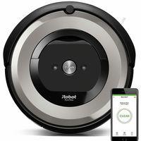 Oferta del día en la aspiradora autónoma inteligente iRobot Roomba e5154: cuesta 349 euros hasta medianoche