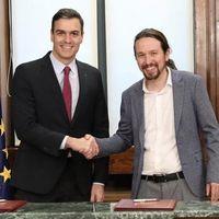 El acuerdo PSOE-Unidas Podemos hace peligrar el mercado laboral y la estabilidad presupuestaria