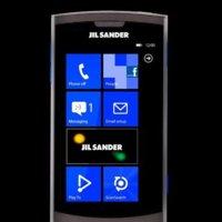 The Jil Sander Mobile, el LG E906 de diseño