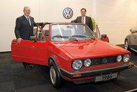 Oficial: habrá un Volkswagen Golf Cabrio