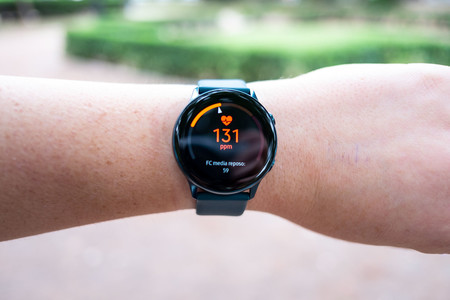 Samsung Galaxy Watch Pulsaciones 01