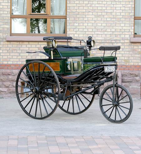 Benz Patent Motorwagen Typ Iii