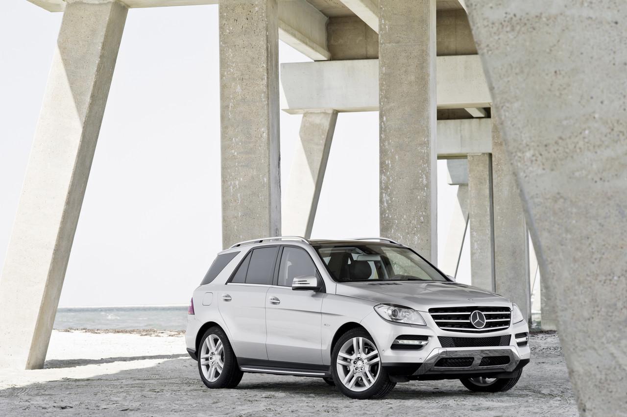 Foto de Mercedes-Benz Clase M 2012 (24/42)