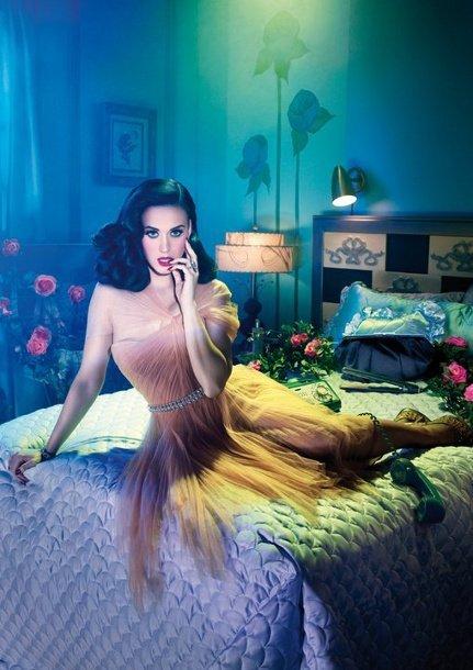 Primeras imágenes de la campaña de Katy Perry para GHD