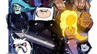 El crossover de 'Hora de Aventuras' y 'Juego de Tronos', la imagen de la semana