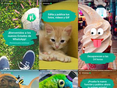 Ahora sí, WhatsApp Status ya está disponible en España