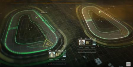 Competir en el mundo real con visores de realidad virtual, algo que solo el viejo 'Stig' de Top Gear puede hacer