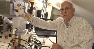 Un sistema acuapónico controlado por Arduino