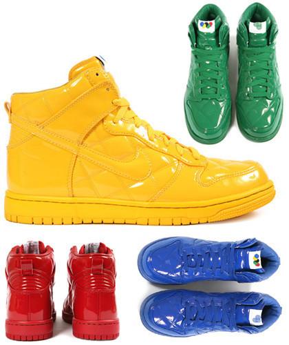 Nike presenta sus zapatillas olímpicas