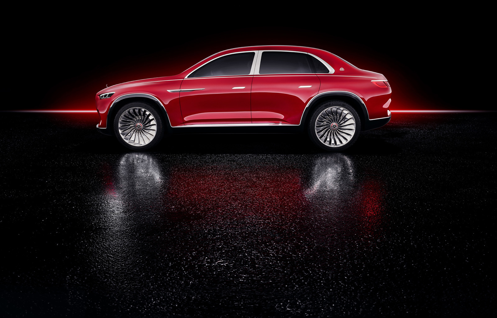 Foto de Mercedes-Maybach Ultimate Luxury Concept (7/18)