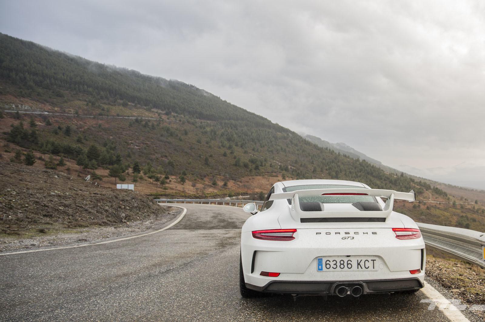 Foto de Porsche 911 GT3 (prueba) (5/23)