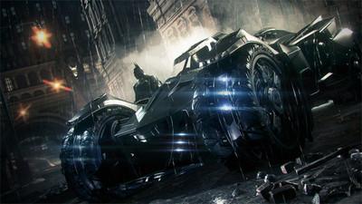 Más detalles de 'Batman: Arkham Knight', la importancia del batimóvil e imágenes del nuevo villano