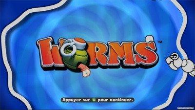 Primeras capturas de Worms HD