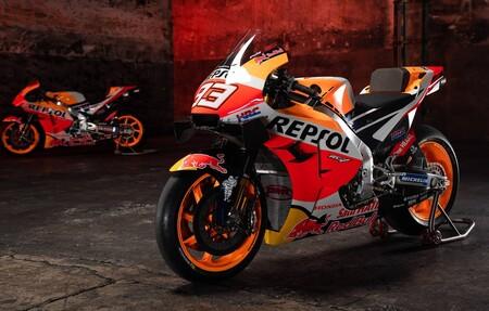 Marquez Honda Motogp 2021 2