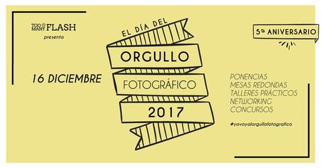 El Día del Orgullo Fotográfico 2017 de Too Many Flash cumple cinco años y lo celebra con reconocidos profesionales del sector