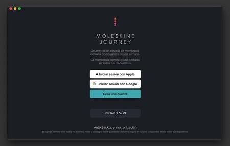 Moleskine Journey 1