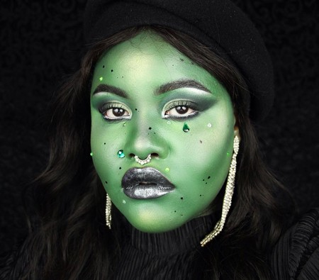 Maquillaje Para Halloween 2017 21 Ideas De Maquillaje Para - Maquillaje-zombie-hombre