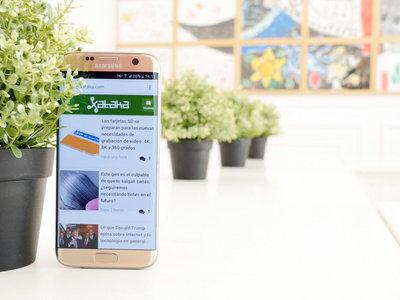 Así puedes actualizar tu Samsung Galaxy S7 a Android 7.0 Nougat sin esperas