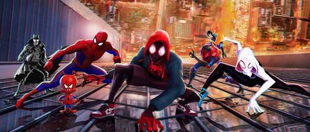 Ya es oficial: 'Spider-Man: Un nuevo universo' tendrá secuela en 2022
