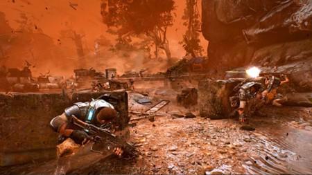 10 minutos de la campaña de Gears of War 4 y sus requisitos para jugarlo en PC
