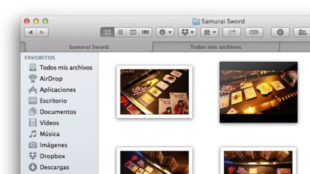 Pestañas en OS X Mavericks