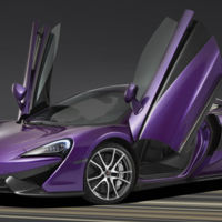 McLaren Special Operations vuelve a Pebble Beach con varios one-off