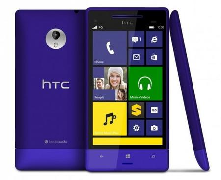 HTC 8XT, el primer terminal con Windows Phone 8 para Sprint