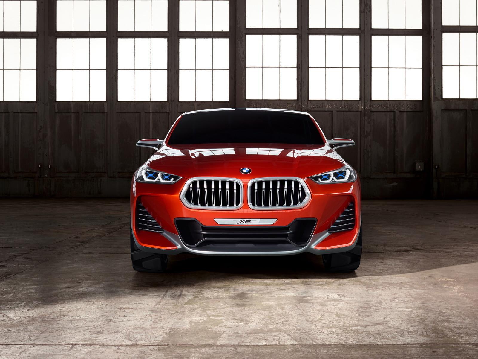 Foto de BMW X2 Concept (2/15)